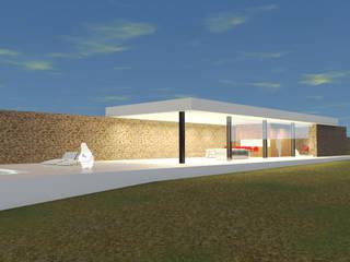 Vivienda en Andratx 44 de PSarquitectos