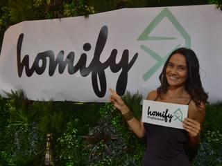 Homify na INTERCASA:   por Rita Paião - Homify