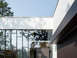 Casas estilo moderno: ideas, arquitectura e imágenes de sebastian kolm architekturfotografie Moderno