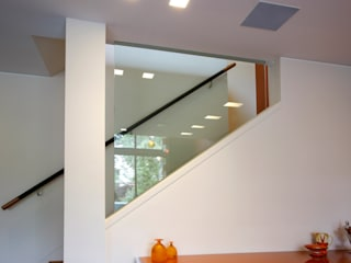 West Heath IQ Glass UK Stairs Glass Transparent