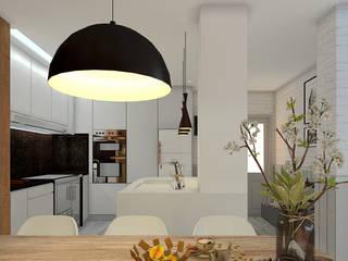 3D/cozinha: Cozinhas  por ORMIGON ARCHI