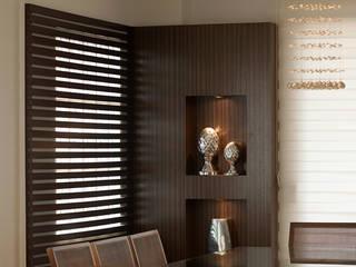 Equilíbrio : Salas de jantar  por Adriana Canova Arquitetura