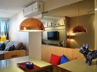 Sala de Jantar: Salas de jantar  por Onix Designers