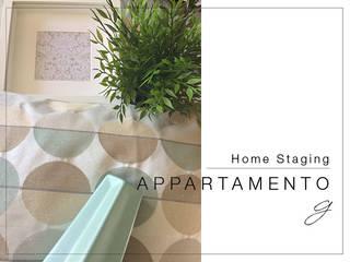 APPARTAMENTO G - Home Staging Soggiorno classico di MINIMAL | Laboratorio d'Interni Classico