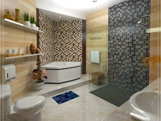 BATHROOM 01:   by Arsitekpedia
