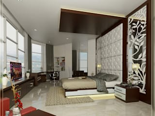 BEDROOM 01:   by Arsitekpedia