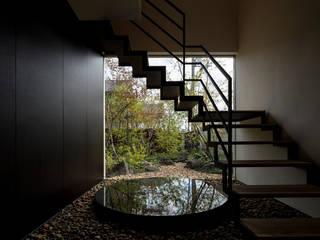 堺の家: NOMA/桑原淳司建築設計事務所が手掛けた階段です。,