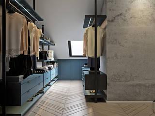 VILNIUS Гардеробная в стиле минимализм от U-Style design studio Минимализм