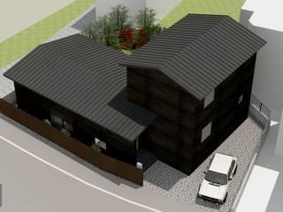 赤膚町の家 クラシカルな 家 の NOMA/桑原淳司建築設計事務所 クラシック