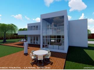 Casa Unifamiliar Santa Elena - Antioquia de RR Arquitecto
