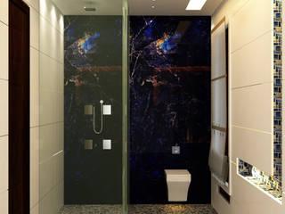 VILLA @ NOIDA:  Bathroom by Design Radical