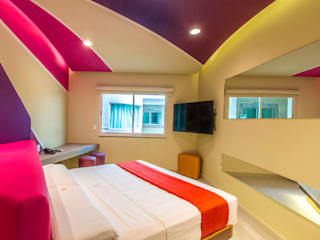 Hotels by DIN Interiorismo , Modern