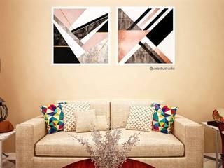 Modern living room by Vaastu Arsitektur Studio Modern