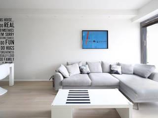 Bộ sưu tập các mẫu sofa giường đẹp:  Phòng khách by Prime Sofa