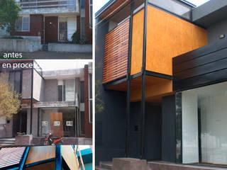 Local comercial y departamentos en Alcorta Galerías y espacios comerciales de estilo moderno de Metamorfosis arquitectura y diseño Moderno