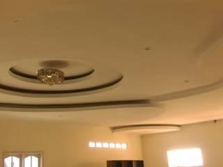 Proyek rumah pribadi design plus kerja upah dan bahan jl towua 1 palu sulteng exterior dan interior Oleh delian41