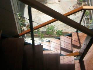 Vivienda en Alberdi Bianchi _ Andorni de Metamorfosis arquitectura y diseño Moderno