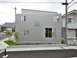 karasaki house ALTS DESIGN OFFICE 一戸建て住宅