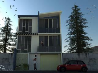 Casas modernas por GT-R Arquitectos Moderno