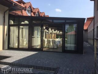 Ogród zimowy dla restauracji w Lublinie od Ellegance Klasyczny