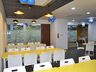 Apex Project Solutions Pvt. Ltd. Commercial Spaces Plastic Yellow