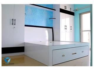 Interior by IN-CUBE STUDIO