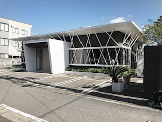福井のクリニックリノベーション: CIRCLEが手掛けた医療機関です。