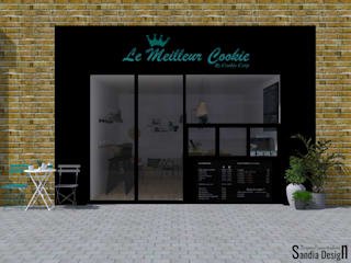 Le Meilleur Cookie - Boutique & Kiosque par Sandia Design