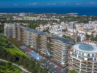 ELEGANCE Modern Evler Derat Mimarlık - Tasarım / Archıtects & Interıor Modern