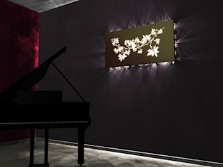 Chinese Shadows:  in stile  di SeFa Design by nature