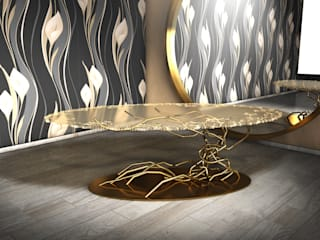 Tavolo da salotto:  in stile  di SeFa Design by nature