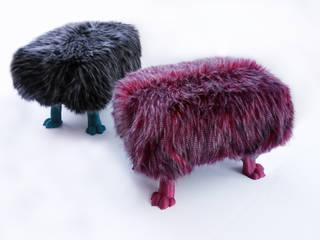 Beasty Pouf :  in stile  di SeFa Design by nature