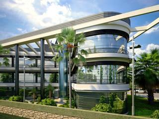 AKATECH UNIVERSITY Rustik Evler Derat Mimarlık - Tasarım / Archıtects & Interıor Rustik