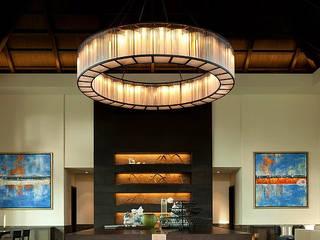 Bespoke chandeliers design & supply:   by Fabio Lighting