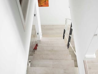 CISOYER Stairs White