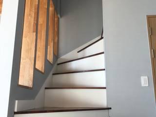 계단실: 집으로의  계단