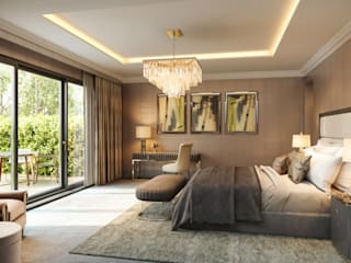 Bedroom by Design by UBER