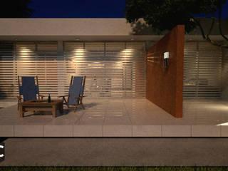 Casa ARD: Casas de estilo  por Arquitectos CGC,Moderno