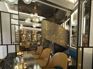 Cosmopolitan New Bar by Design by UBER