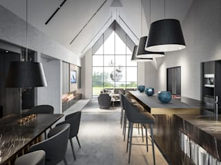 Contemporary New Build by Design by UBER