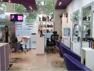 Lojas & Imóveis comerciais modernos por Arquimundo 3g - Diseño de Interiores - Ciudad de Buenos Aires Moderno