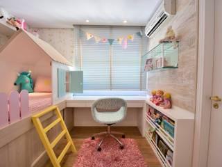 Dormitório de Menina Lúdico Quarto infantil moderno por BG arquitetura | Projetos Comerciais Moderno