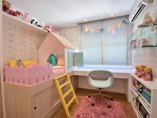 Cuarto para niñas de estilo  por BG arquitetura | Projetos Comerciais, Moderno