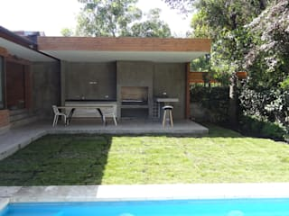m2 estudio arquitectos - Santiago Patios & Decks Wood