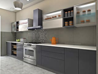 Kitchen Designs by Paimaish Minimalist