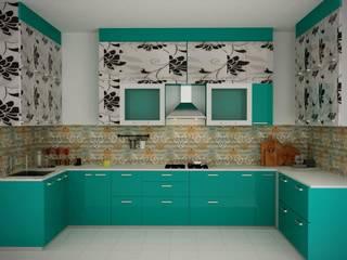 مطبخ تنفيذ swastik architects