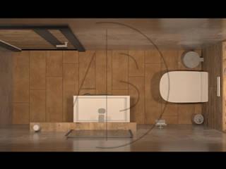 حمام ضيوف بالاسكندرية:   تنفيذ ahmed sami designs