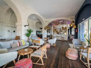 Idearte Marta Montoya Sala da pranzo in stile mediterraneo