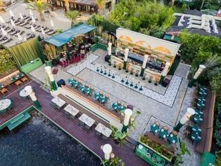 Bares y Clubs de estilo  de DESTONE YAPI MALZEMELERİ SAN. TİC. LTD. ŞTİ. , Mediterráneo