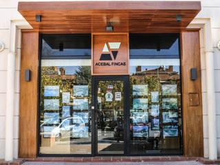 Offices & stores by SENZA ESPACIOS, Mediterranean